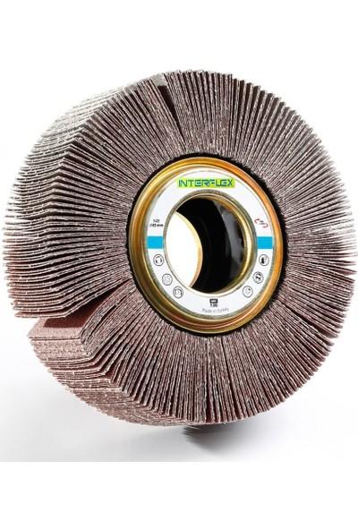 Interflex Flanşlı Mop Zımpara 150 Kum