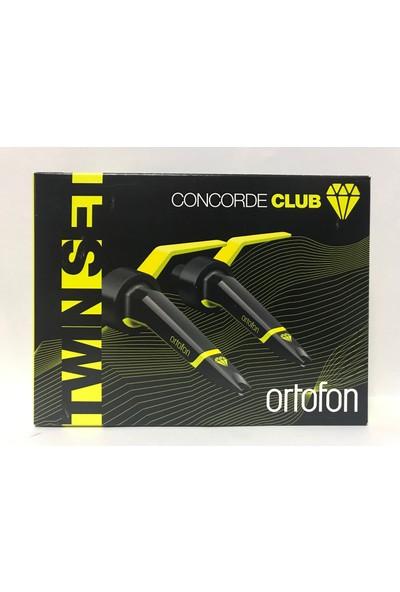 Ortofon Concorde MKII Twin Club DJ Pikap İğnesi 2 Adet