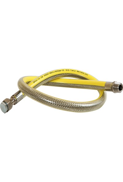 Opex Doğalgaz Paslanmaz Çelik Ocak Flexi Ts-En 14800