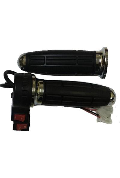 Arora Marka Üç Tekerlekli Geri Vites Modelli Gaz Elceği