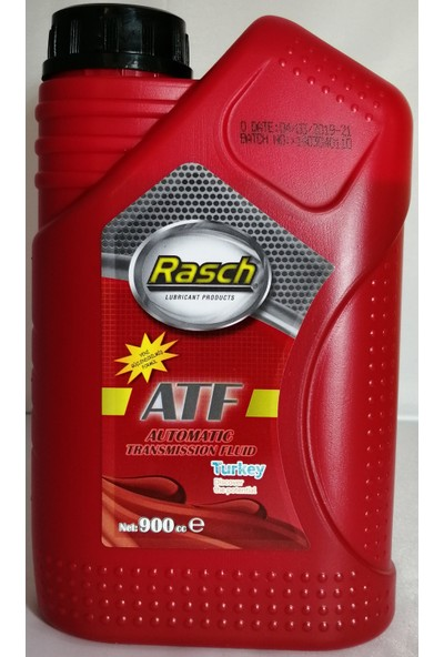 Rasch Atf Automatic Transmıssıon Fluid
