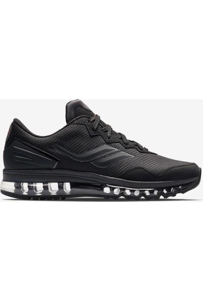 Lescon L-6501 Siyah Airtube Erkek Spor Ayakkabı