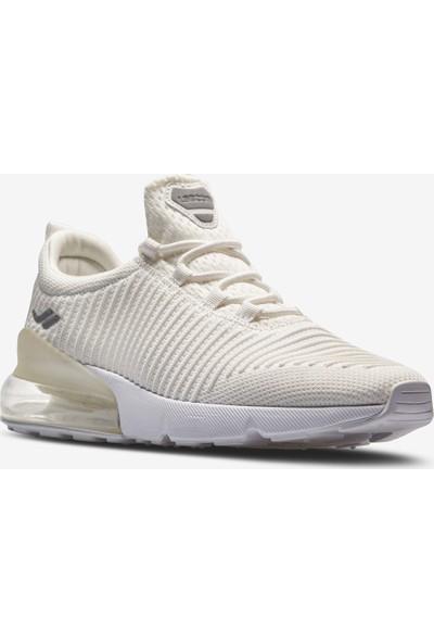 Lescon L-6504 Beyaz Airtube Erkek Spor Ayakkabı