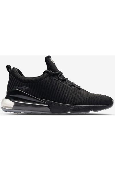 Lescon L-6504 Siyah Airtube Erkek Spor Ayakkabı
