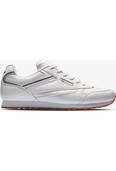 Lescon L-6528 Beyaz Erkek Sneaker Ayakkabı