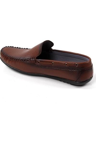 Fulya 778 Taba Günlük Corcik Erkek Rok Ayakkabı