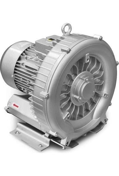 Gev Gk401Gev0.85T Tek Kademeli Blower Trifaze(380V) 0.85 Kw 145 M³/H