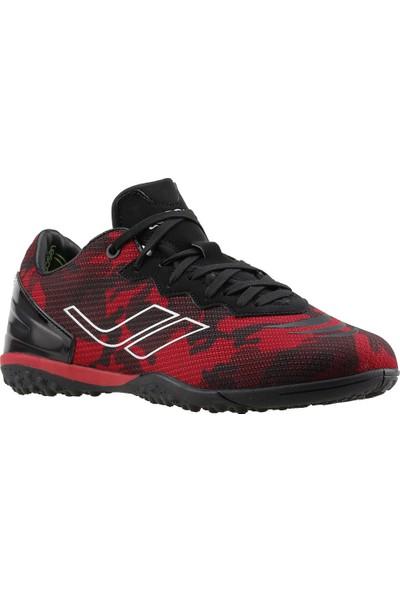 Lescon Thor 016 H 19B Halısaha Erkek Futbol Ayakkabısı Kırmızı