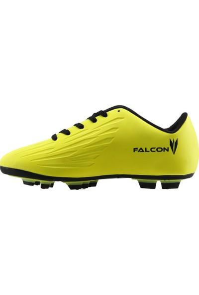Lig Falcon Erkek Krampon Futbol Ayakkabısı Sarı