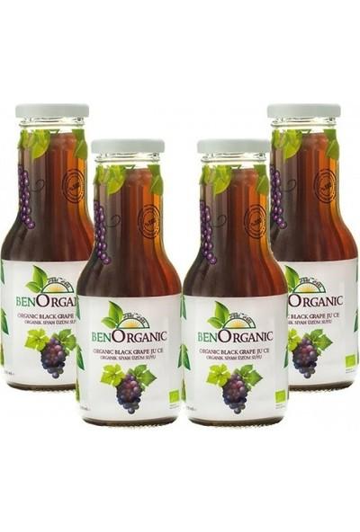 Benorganik Üzüm Suyu 250 ml