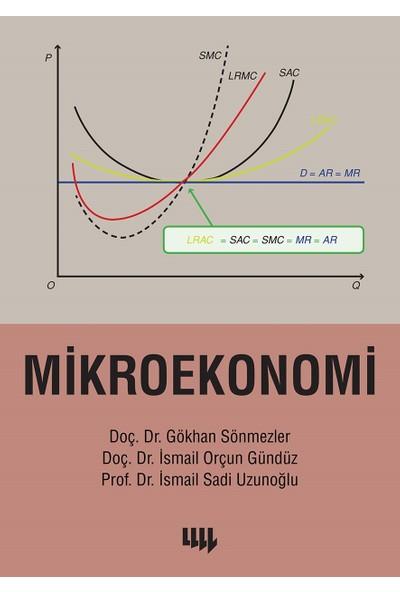 Mikroekonomi - Gökhan Sönmezler