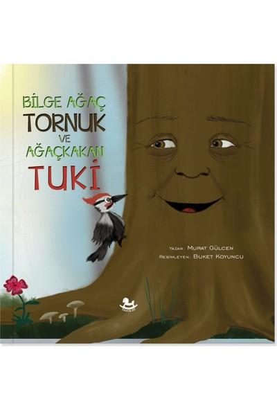 Bilge Ağaç Tornukveağaçkakan Tuki - Murat Gülcen
