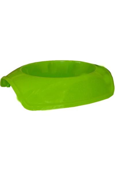 Cado Pet Kedi Köpek Mama Su Kabı 250 ml Yeşil