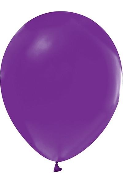 Buket Balon Vıolet 100 Lü Bkt-510-2