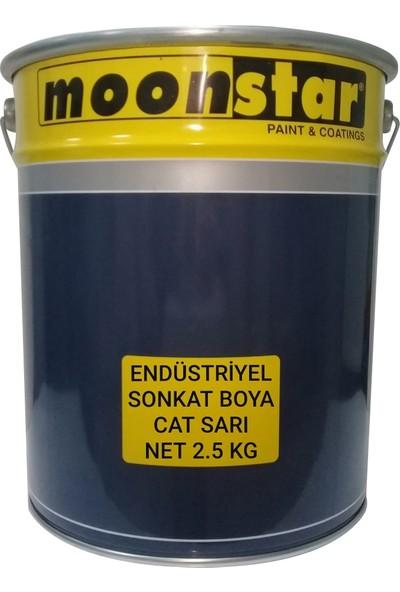 Moonstar Endüstriyel Boya Cat Sarı