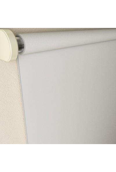 Brillant Düz Stor Perde Ekru MS1202 160 x 200 cm