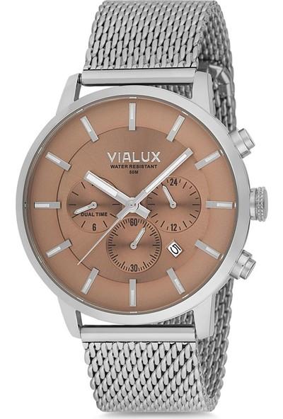 Vialux VX534S-12SS Erkek Kol Saati