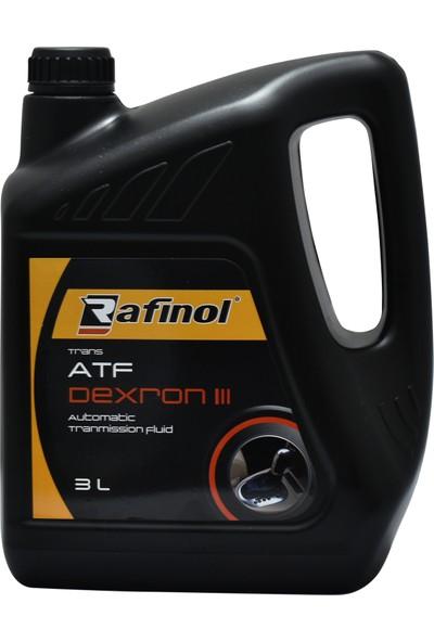 Rafinol Trans Atf Dexron III (Red) 3 Lt Şanzıman Yağı