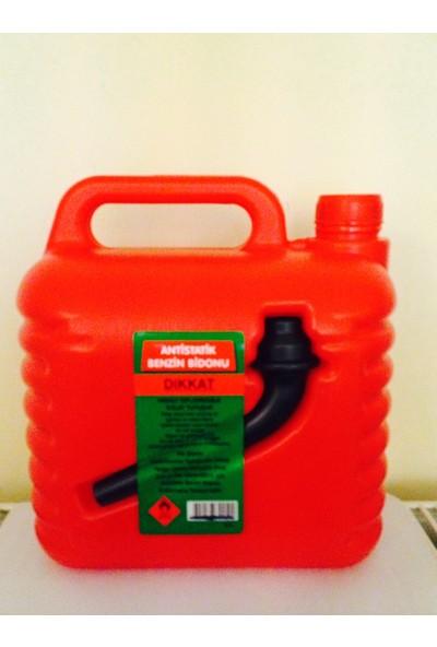 Benzin Bidonu 5 Litre