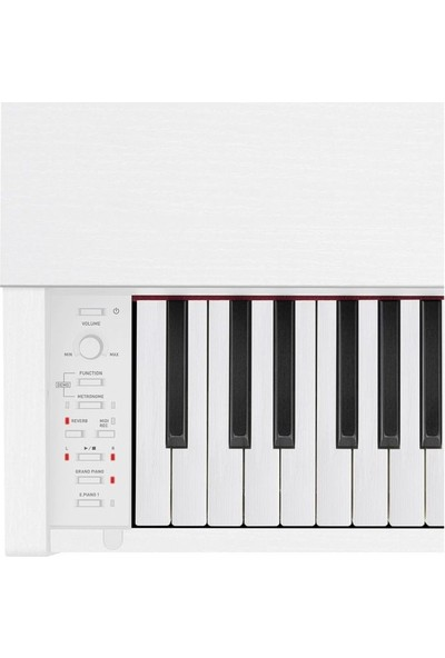 CASIO PX-770WEC2 Privia Beyaz Dijital Piyano