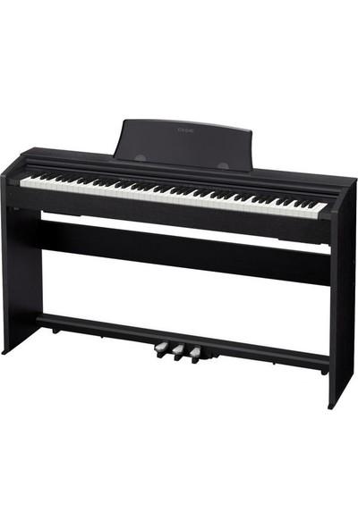 CASIO PX-770BK Privia Siyah Dijital Piyano