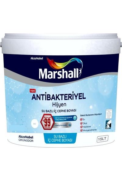 Marshall Antibakteriyel Hijyen Su Bazlı İç Cephe Boyası 15Lt