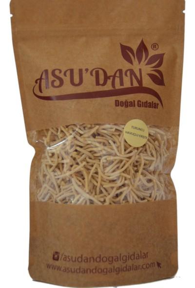Asudan Doğal Gıdalar Turuncu Havuç Püreli Erişte 300 gr