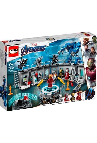 LEGO Super Heroes 76125 Iron Man Hall of Armor