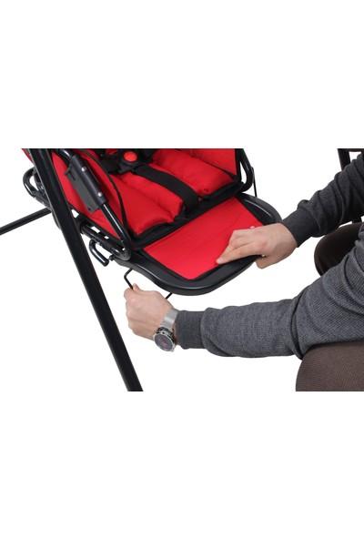 Rival Mama Tepsili Gondol Tam Yatarlı Bebek Salıncak