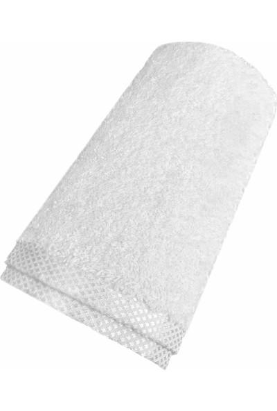 linens 50 x 90 cm havlu krem