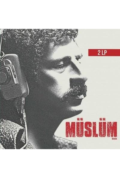 Müslüm Gürses - Müslüm Baba Film Müzikleri (Plak)