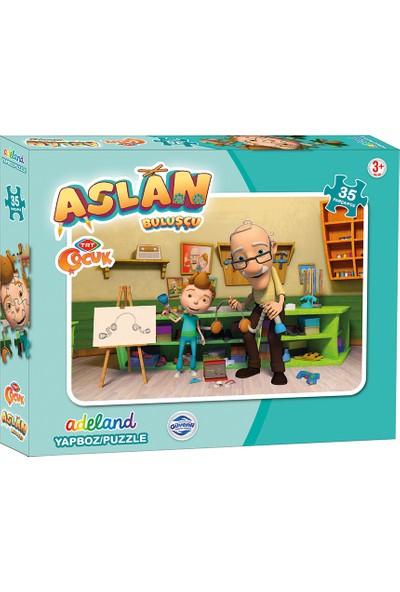 TRT Adeland Aslan Kutulu Puzzle 35'lİ