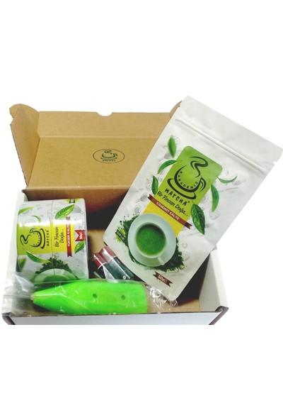 KARADENİZ MATCHA® ALTIN DOĞA KUTUSU (Yeşil Çay)