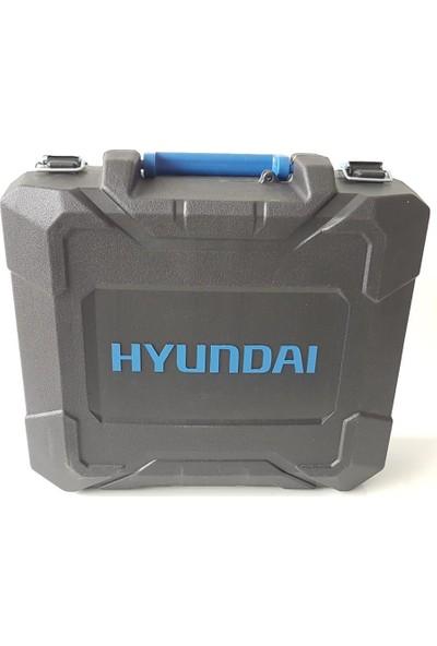 Hyundai HPA202 20V Li ion Akülü Vidalama Makinası (Çift Akülü)