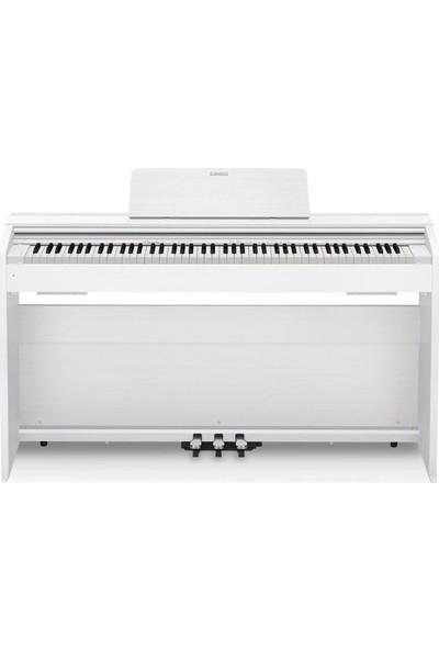 CASIO PX-860WE Privia Beyaz Dijital Piyano