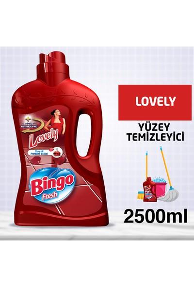 Bingo Fresh Yüzey Temizleyici Lovely 2,5 L