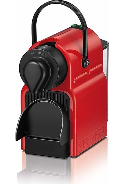 Nespresso İnissia C40 Kahve Makinesi- Red
