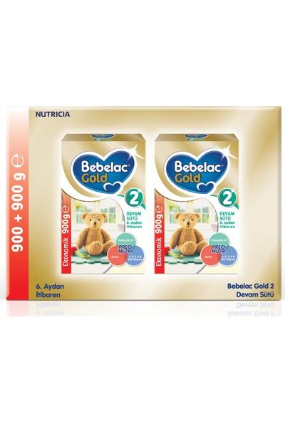Bebelac Gold 2 Devam Sütü 1800 gr (900 gr + 900 gr)