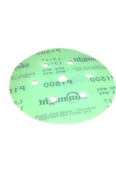 Egeli Velcro Film Disk Zımpara 1500 Kum 150 7H Sun L312Tv