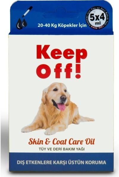 Keep Off Büyük Köpek 20-40 kg Ense Damlası