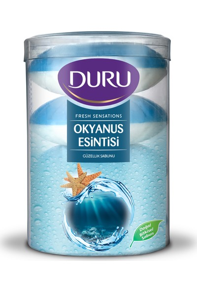 Duru Fresh Sensations Okyanus Esintisi Güzellik Sabunu 440 gr