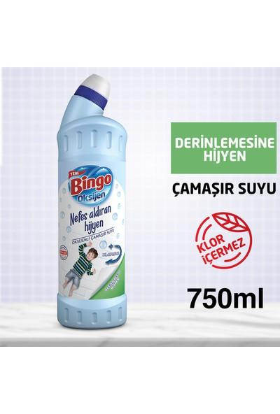 Bingo Oksijen Çamaşır Suyu Derinlemesine Hijyen 750 ml