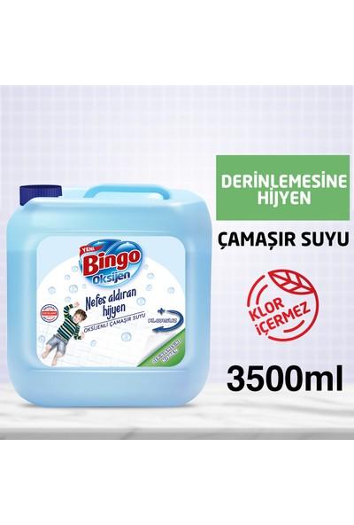 Bingo Oksijen Çamaşır Suyu Derinlemesine Hijyen 3,5 L