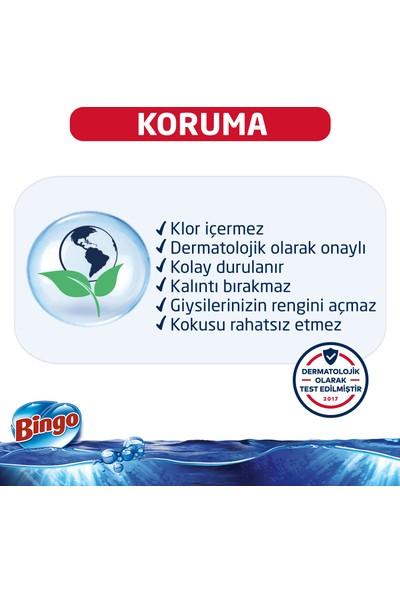 Bingo Oksijen Çamaşır Suyu 750 ml Hasas Hijyen Ekonomi Paketi 6'lı