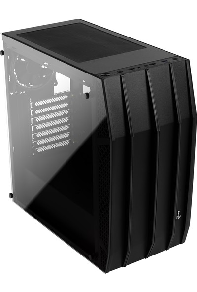 Aeocool Klaw EGB Tempered Glass 3x12cm Fan ATX Oyuncu Kasası (AE-KLAW)