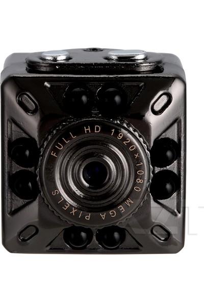 Generic Mini Kamera 1080p Full Hd Mikro Kamera Küçük Kamera Gece Görüşlü