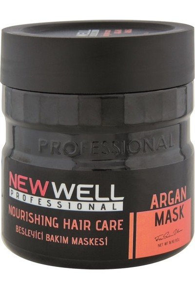 Newwell Argan Besleyici Saç Bakım Maskesi 500 ml