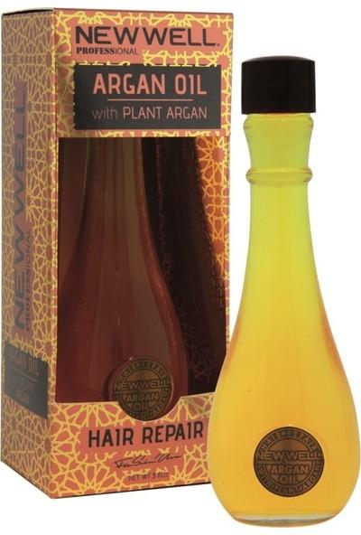 Newwell Argan Saç Bakım Yağı 90 ml