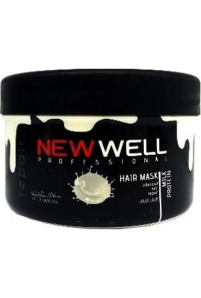 Newwell Milk Protein Saç Bakım Maskesi 500 ml