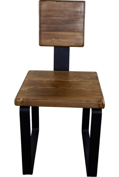Deryawood Masif Ahşap Ağaç Sandalye